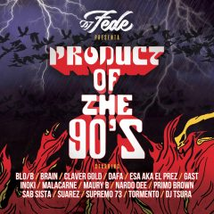 Dj Fede – Product of the 90s