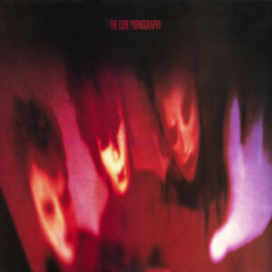 The Cure – Pornography (Vinyl LP – Red)