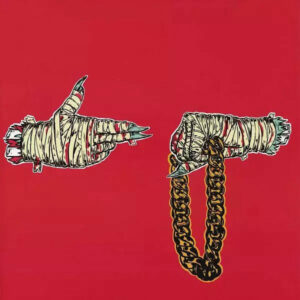 Run The Jewels ‎– Run The Jewels 2 (Vinyl LP, USA Import)
