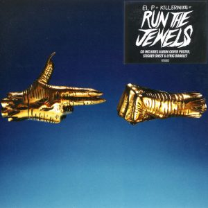 Run The Jewels ‎– Run The Jewels 3 (Digipack CD)