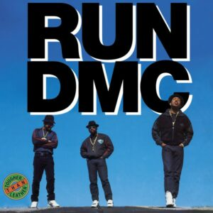 Run DMC ‎– Tougher Than Leather (Vinyl LP, USA Import)