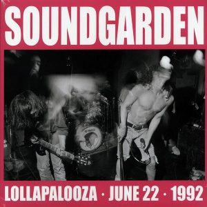 Soundgarden – Lollapalooza June 22, 1992 (Vinyl LP)