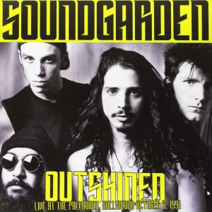 Soundgarden ‎– Outshined (Vinyl LP – Yellow)