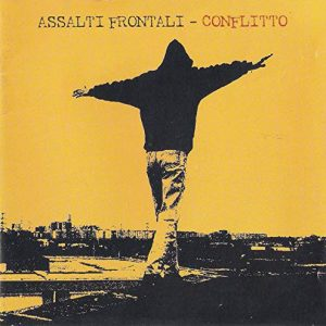 Assalti Frontali – Conflitto (CD)