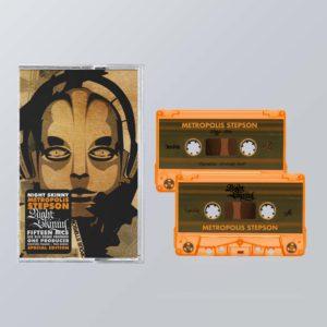 Night Skinny – Metropolis Stepson [Doppia Tape] | PRE-ORDER