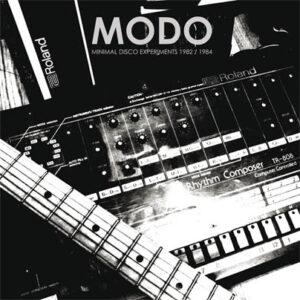 MODO – Minimal Disco Experiments 1982-1984 LP