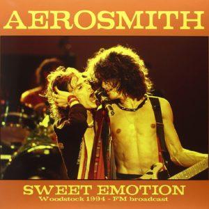 Aerosmith – Sweet Emotion (Woodstock 1994 – FM Broadcast)[LP]