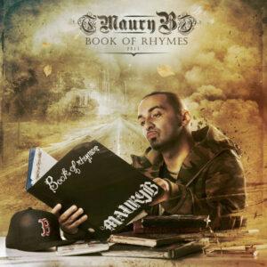Maury B – Book of Rhymes [Vinyl LP]