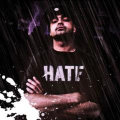 Bassi Maestro – HATE [LP – AUTOGRAFO]