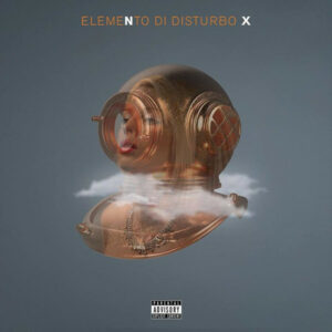 Nx of Massakrasta – Elemento Di Disturbo [Vinyl LP]