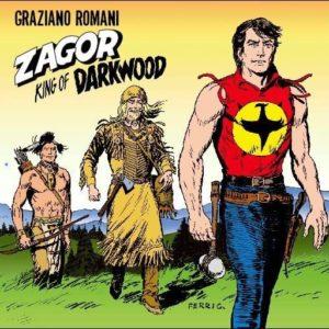 Graziano Romani – Zagor King of Darkwood [2LP]