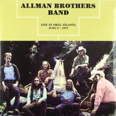 The Allman Brothers Band – Live At Omni,Atlanta June 2nd 1973 [LP]