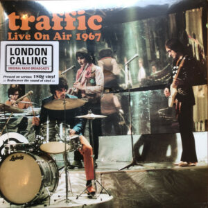 Traffic – Live on Air 1967 [LP]