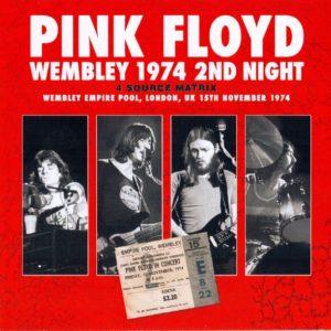 Pink Floyd – Wembley 1974 2nd Night [PROMO LP LIMITED]
