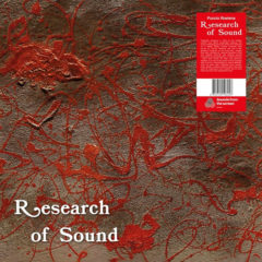 Puccio Roelens – Research Of Sound [LP]